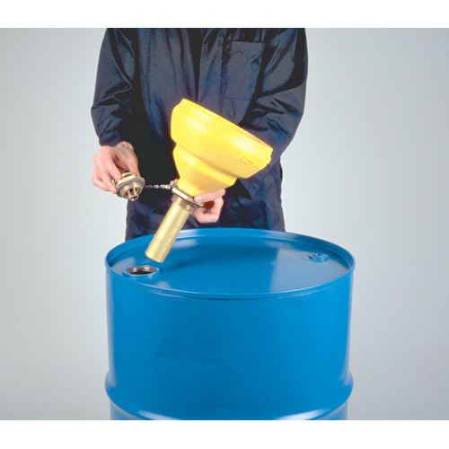 Safety Funnel With Vent