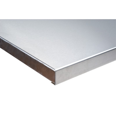 304 Stainless Steel Wood Filled Tops