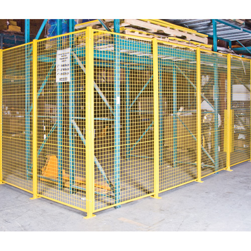 Wire Mesh Partitions / Caging