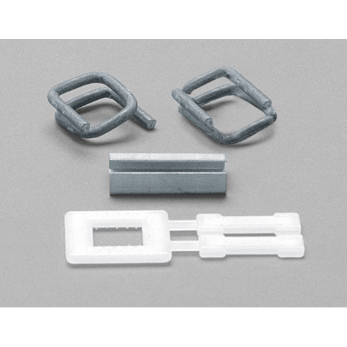 Seals & Buckles For Polypropylene  Strapping