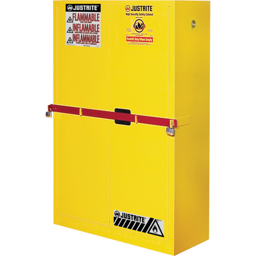 High Security Flammable Safety Cabinet