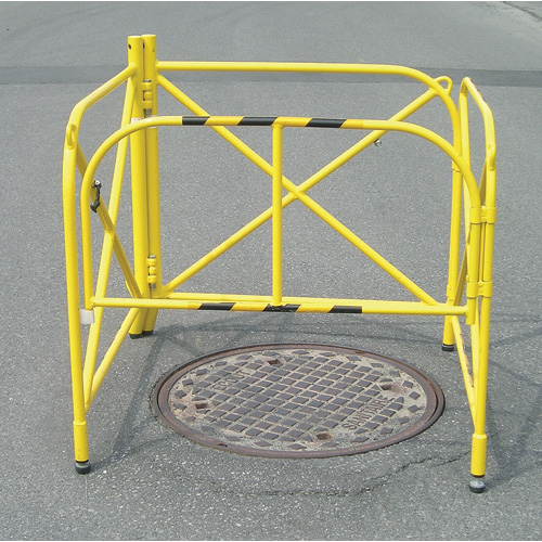 Confined Spaces 4 Sided Barricade Rescue