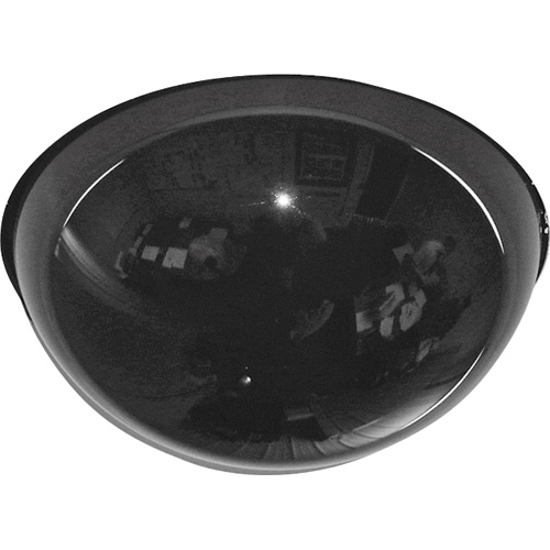 Drop Ceiling Smoked Dome Mirrors