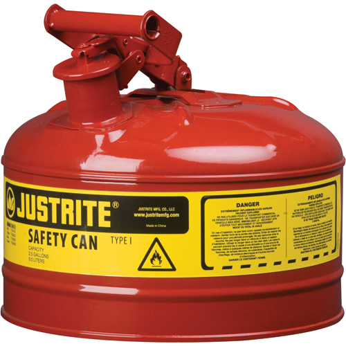 Type I Safety Cans Without Funnel
