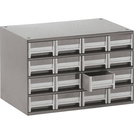 Modular Parts Cabinets - No. of Drawers: 16