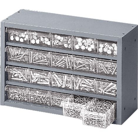 Heavy Duty Drawer Cabinets - No. of Drawers: 20