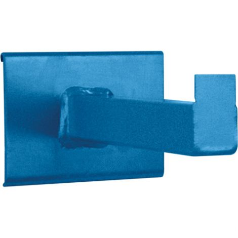 """Stationary Bin Racks - Accessories for Louvered Panels - Hook Length: 6"""" - Case/Qty: 4"""