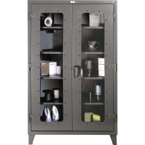 """Clearview Cabinets - 48""""W x 24""""D x 72""""H"""