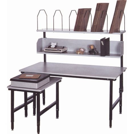 """Packaging & Shipping Station - C Series Bench - Width: 68"""" - Depth: 33"""" - Height: 33"""""""