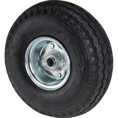 """Hand Truck Replacement Wheel - Wheel Material: Pneumatic - Wheel Size: 10""""H x 3""""W"""