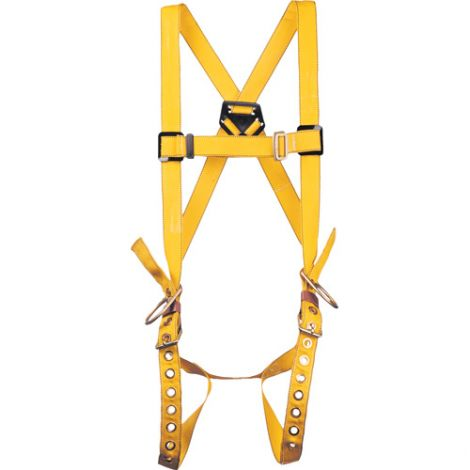 Durabilt Harnesses - Class: A,P - XL - D-Ring: Back and Side - Leg Connections: Tongue Buckle