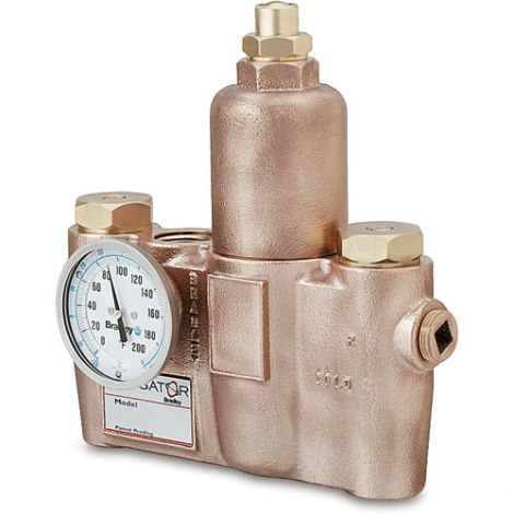 Thermostatic Mixing Valves - Gallons Per Minute (GPM): 19.5