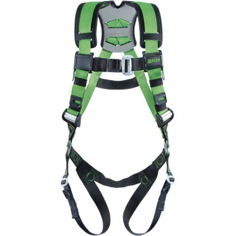 Miller® Revolution™ Construction Harnesses - Mating Leg Buckles - Weight Capacity: 400 lbs.