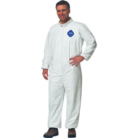 Tyvek® 400 Coveralls - 4X-Large - Case/Qty: 25