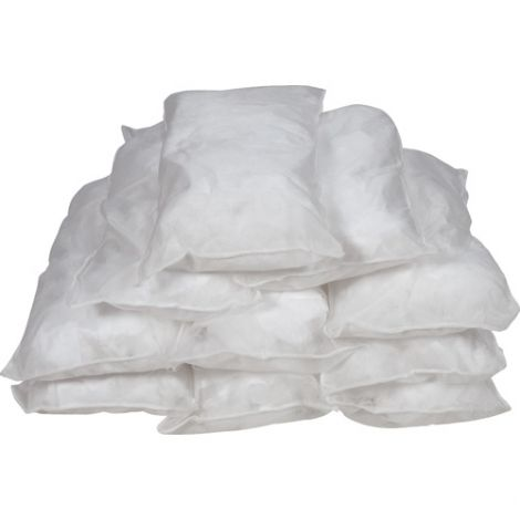 Sorbents Pillows - Oil Only - Absorbency/Pkg.: 40 Gallons