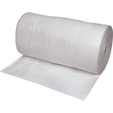 Laminated (SMS) Sorbent Rolls - Medium Weight - Absorbency/Pkg.: 20 Gallons