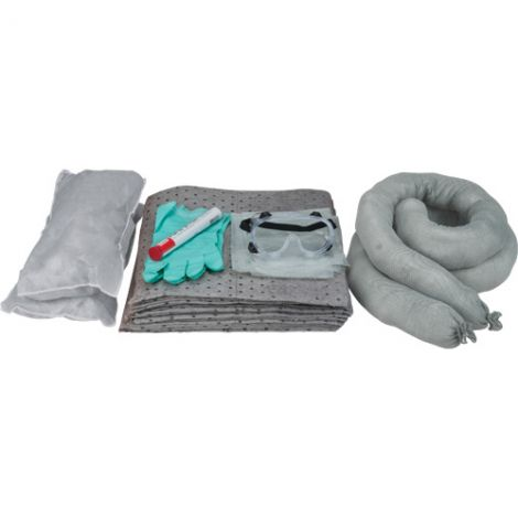 10-Gallon Vehicle Spill Replacement Kits - Spill Type: Universal