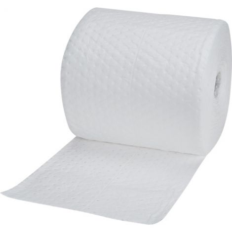 Fine Fibre Sorbent Rolls - Industrial Grade - Medium Weight - Absorbency/Pkg.: 25 Gallons
