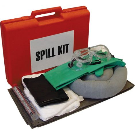 First Responders Spill Kits - Spill Type: Universal