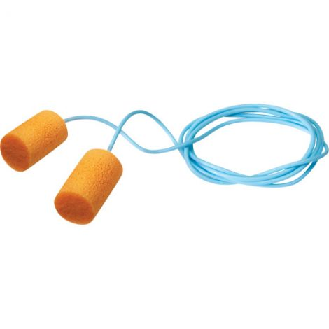 Firm Fit™ Disposable Earplugs - Corded