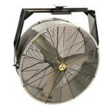 """Direct Drive 4-in-1® Drum Fan - Blade size: 36"""" - Type: Wall Mounted"""