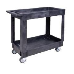 Plastic Utility Service Carts - Overall Width: 17-1/2""