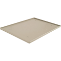 "Locker Base Insert - Fits 10"" x 18"" Locker - Colour: Beige - Qty: 6"
