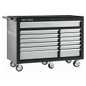 """Roller Cabinet - 13 Drawer - Overall Depth: 34"""" - Overall Width: 53"""""""