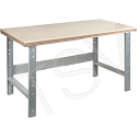 """Pre-designed Workbench - Configuration: Top & Legs Only - Height: 34"""" - Width: 60"""""""