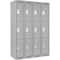 Assembled Clean Line™ Economy Lockers - Ships Free