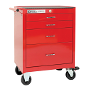 PRO+ Series Roller Cabinet - 4 Drawers