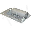 Innova™  XTIRPA™  Confined Space Rescue Systems - Stainless Steel Wall Base