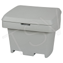 Heavy-Duty Salt Sand Container - Capacity: 10 cu. Ft.