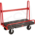 """A-Frame Panel Trucks - Overall Dimensions: 30""""W x 63""""L x 45""""H"""