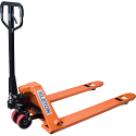 """Low Profile Hydraulic Pallet Truck - Lowered Height: 2.05"""" - Raised Height: 5.5"""""""