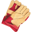 Thinsulate™ Lined Grain Pigskin Fitters Gloves - Size: 2X-Large - Case Quantity: 12