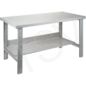 "Pre-designed Workbenches - Configuration: Shelf - Height: 34"" - Width: 60"""