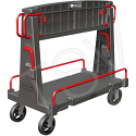 """Convertible A-Frame Truck - Overall Dimensions: 27""""W x 56.75""""L x 49.5""""H"""