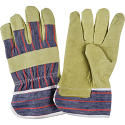 Grain Pigskin Fitters Gloves - Size: - X-Large - Lining: Unlined - Case Quantity: 48