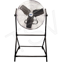 "24"" Roll-About Air Fan - Type: Cart Mounted"