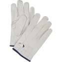 Grain Cowhide Ropers Gloves - Size: X-Large